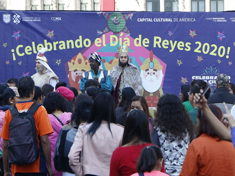 Drie koningen festival Valencia