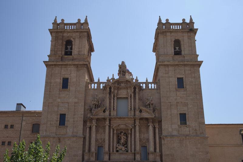 Klooster Valencia bezienswaardigheid