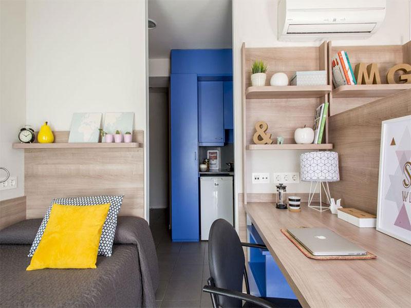 Moderne hostels Valencia