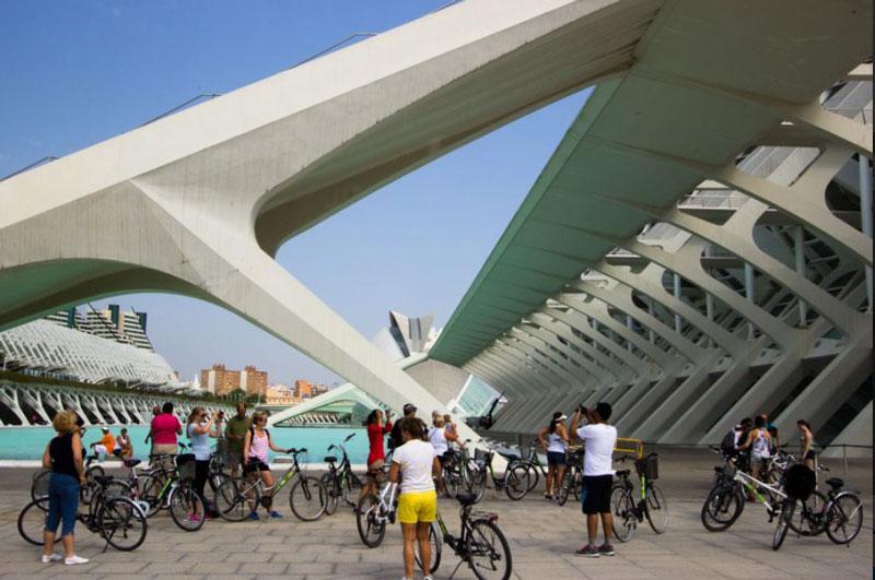 Activiteiten - fietstoer Valencia