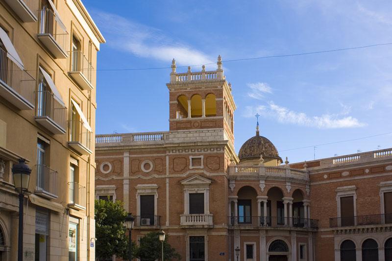 Historisch museum in Valencia
