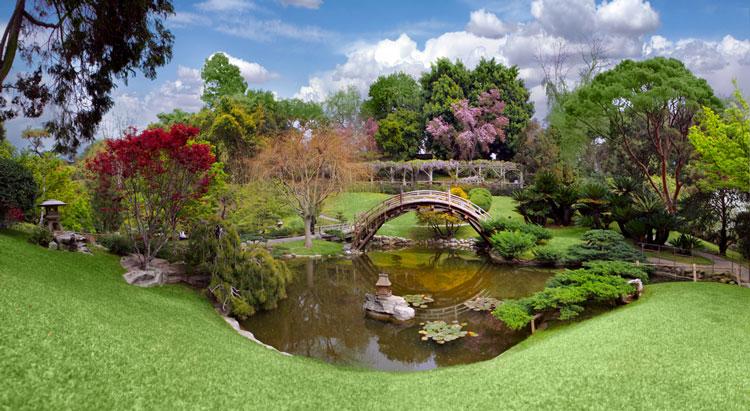 Botanische tuin Valencia