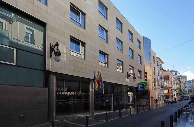 Hotel Conqueridor in Valencia