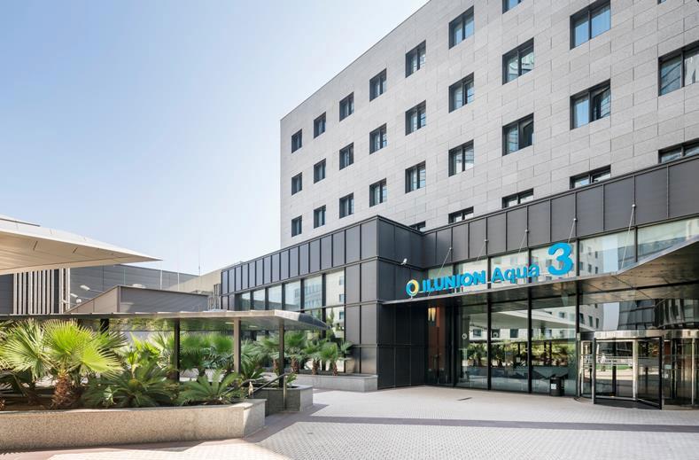 Illunion Aqua 3 hotel