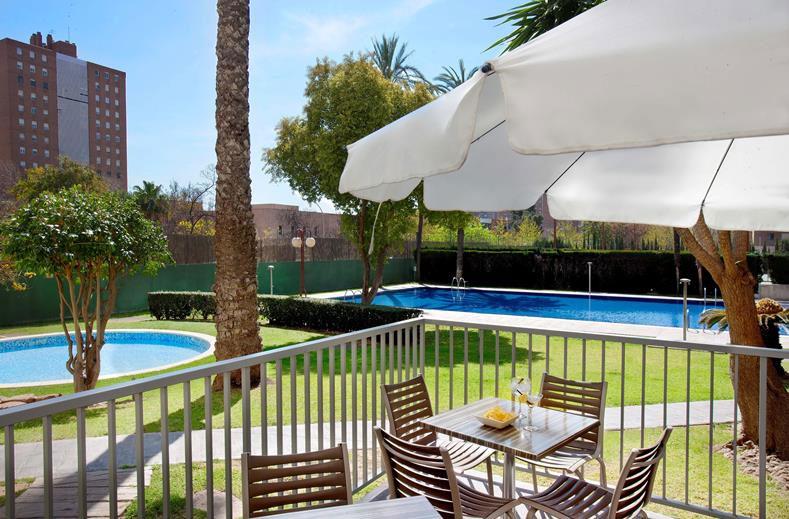 Medium hotel Valencia