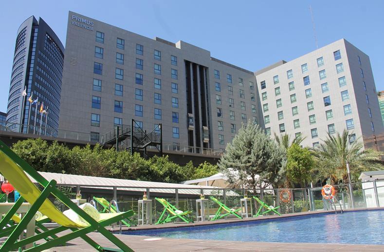 Primus hotel in Valencia