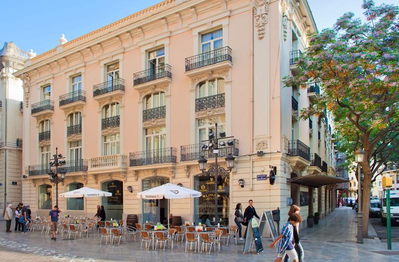 SH Inglés Boutique in Valencia hotels