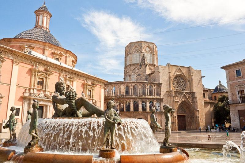 Kerken in Valencia